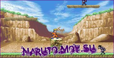 Флеш Игра Наруто - Naruto Battle Grounds