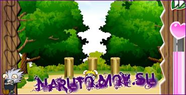 Флеш Игра Наруто - Rabbit Ninja Jump