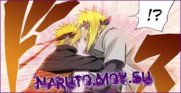 Naruto manga color 440 / Манга Наруто цветная 440
