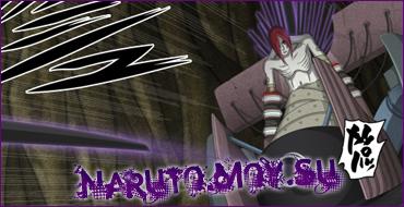 Naruto manga color 444 / Манга Наруто цветная 444